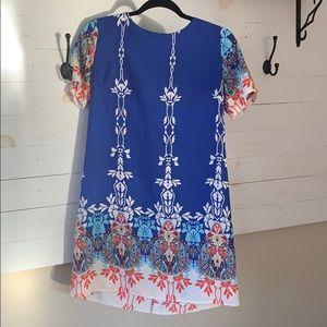 Boutique colorful dress